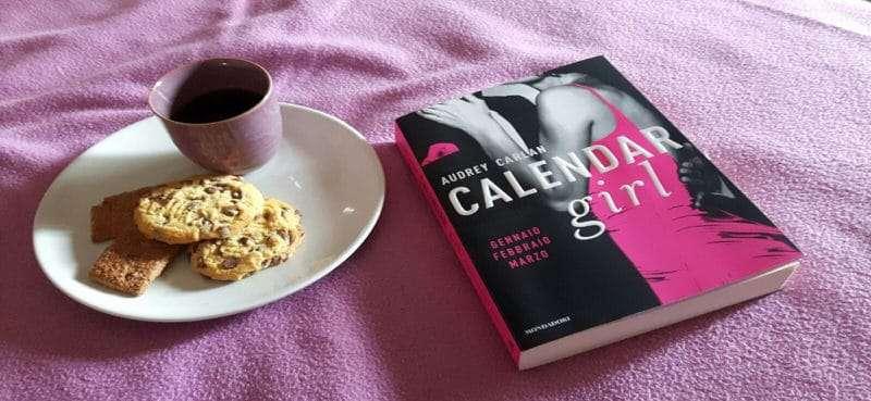 Calendar Girl il libro