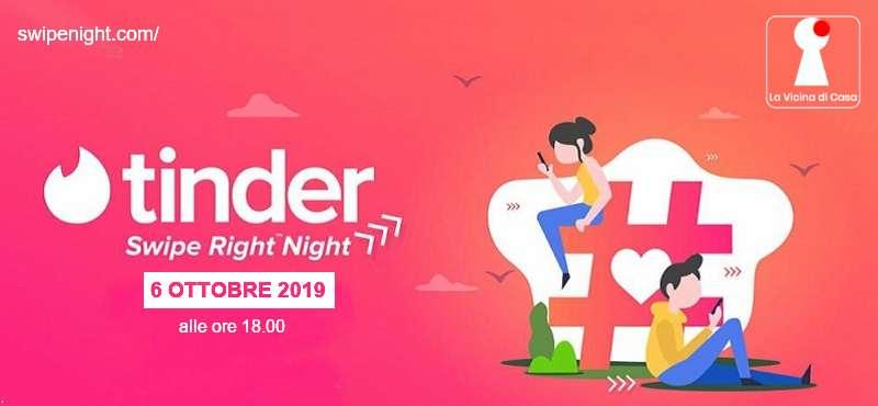 Innamorarsi su Tinder: Swipe Night
