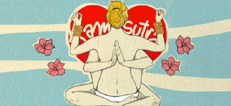 le posizioni del kamasutra preferite dalle donne per raggiungere l'orgasmo